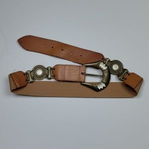 🦄 Brown leather belt